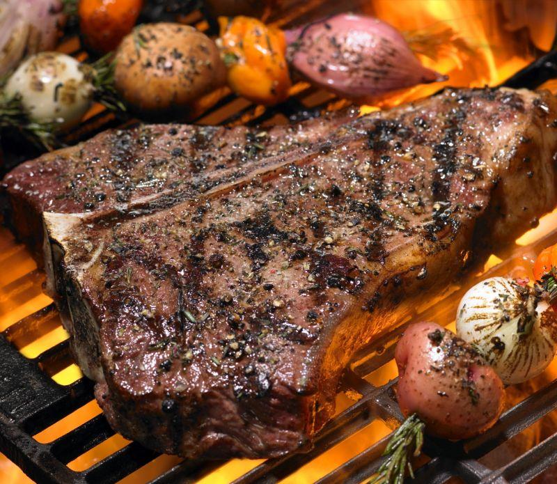 Bistecca chianina specialità Val di Chiana