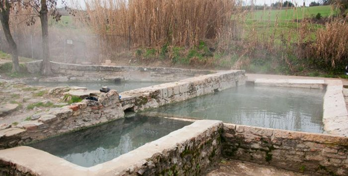 Thermal Baths Close To Montepulciano Re Mended For