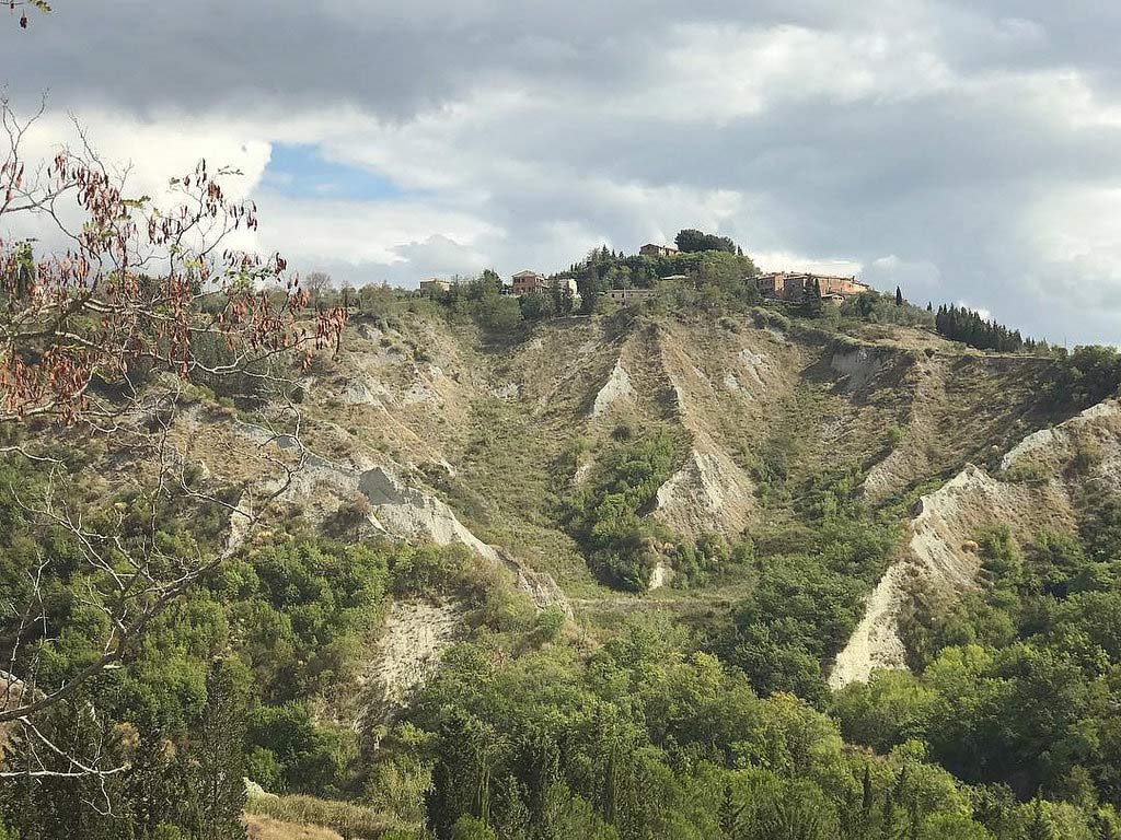 Panorama di Sinalunga