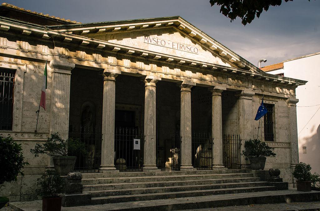 Museo Etrusco Chiusi