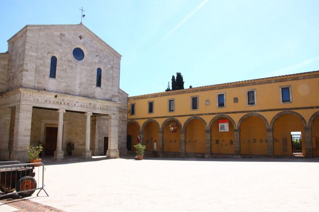 Cosa visitare a Chiusi, città etrusca in Val di Chiana