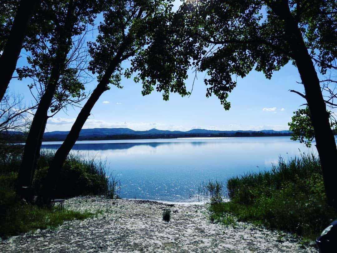 I laghi da vedere vicino Montepulciano