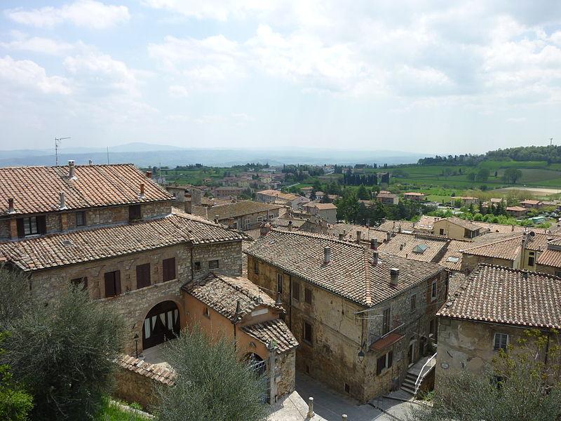 Sarteano centro storico