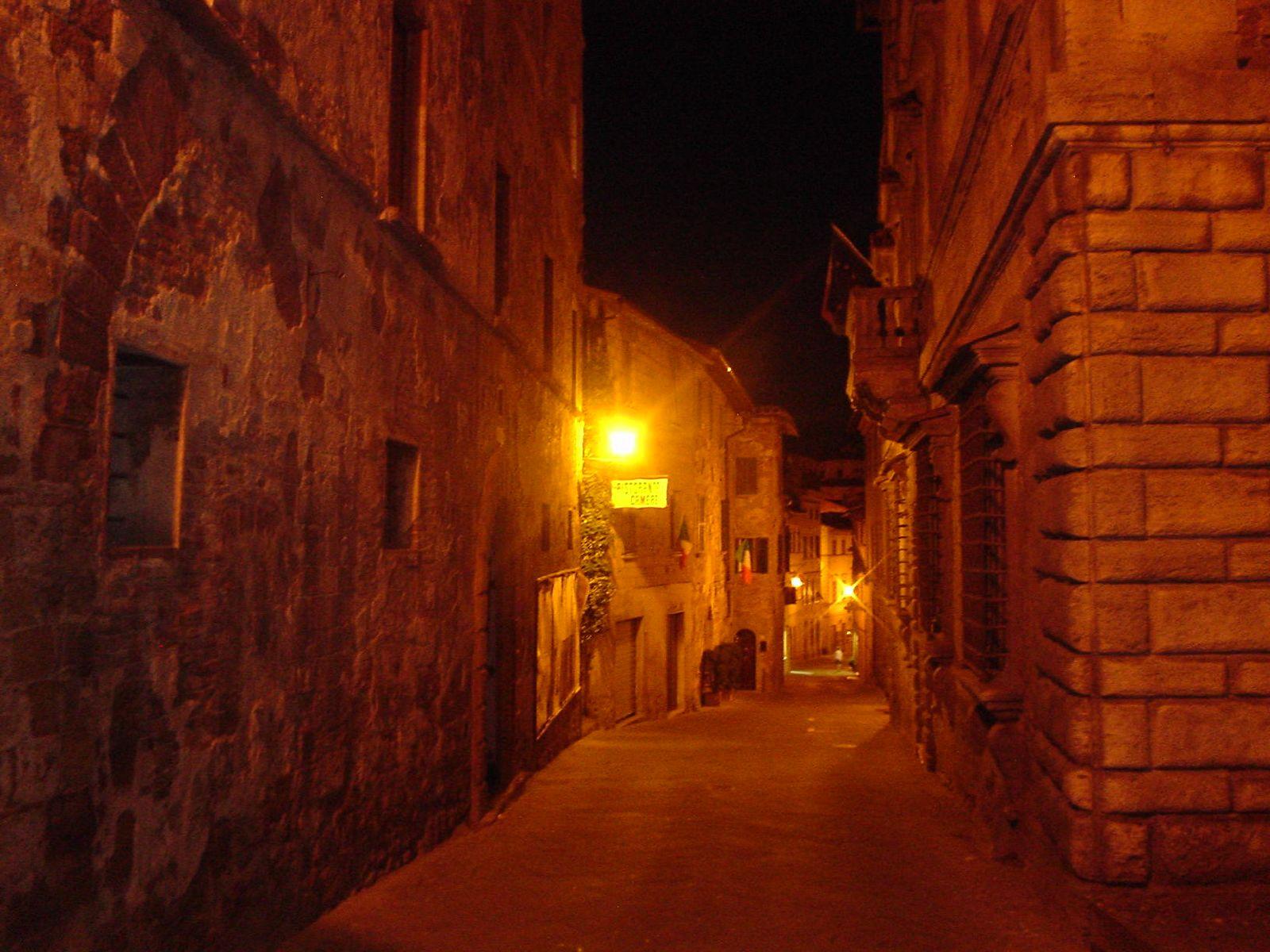 Montepulciano di notte