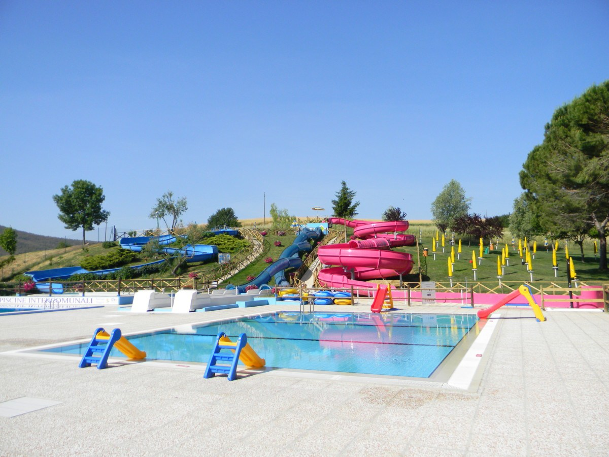 Aquapark di Tavernelle in Toscana