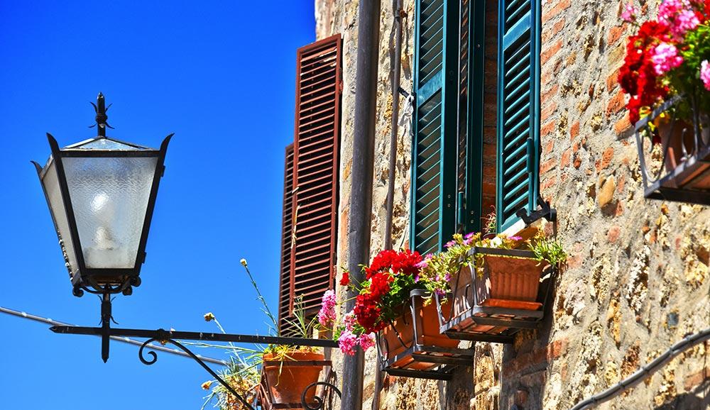 Borghi da vedere vicino Montepulciano