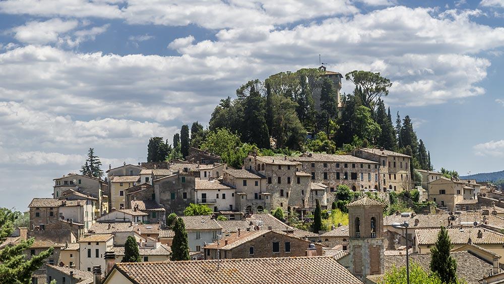 Cetona, borgo da scoprire vicino Montepulciano