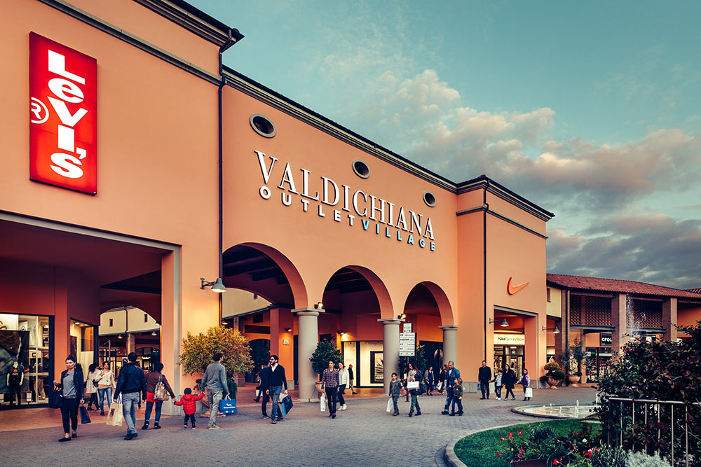 Val di Chiana Outlet Village