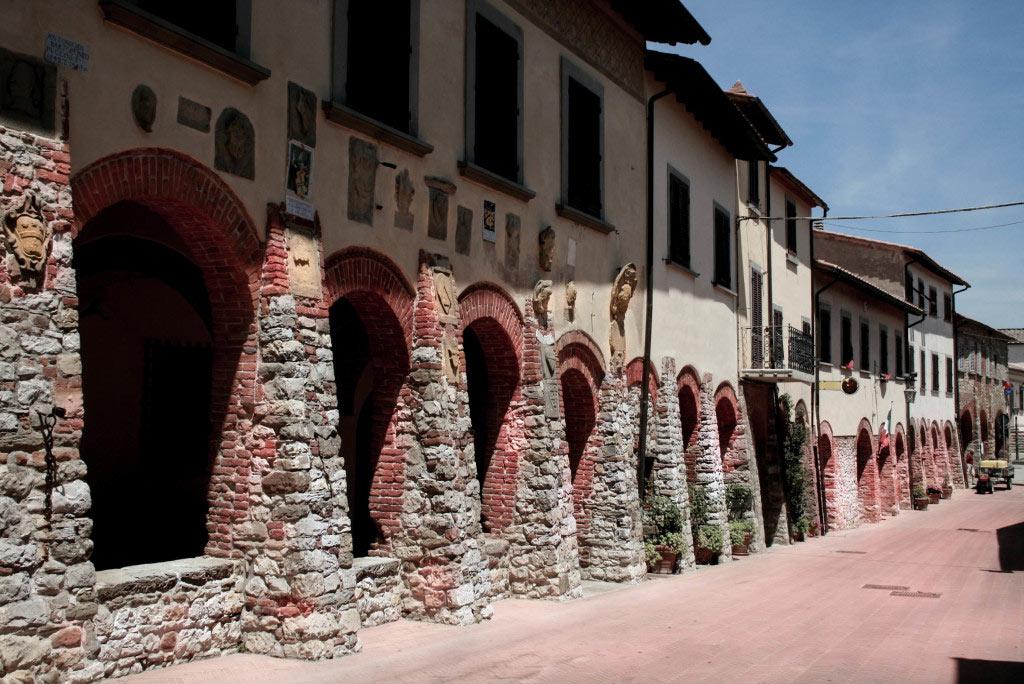 Palazzo Pretorio Civitella