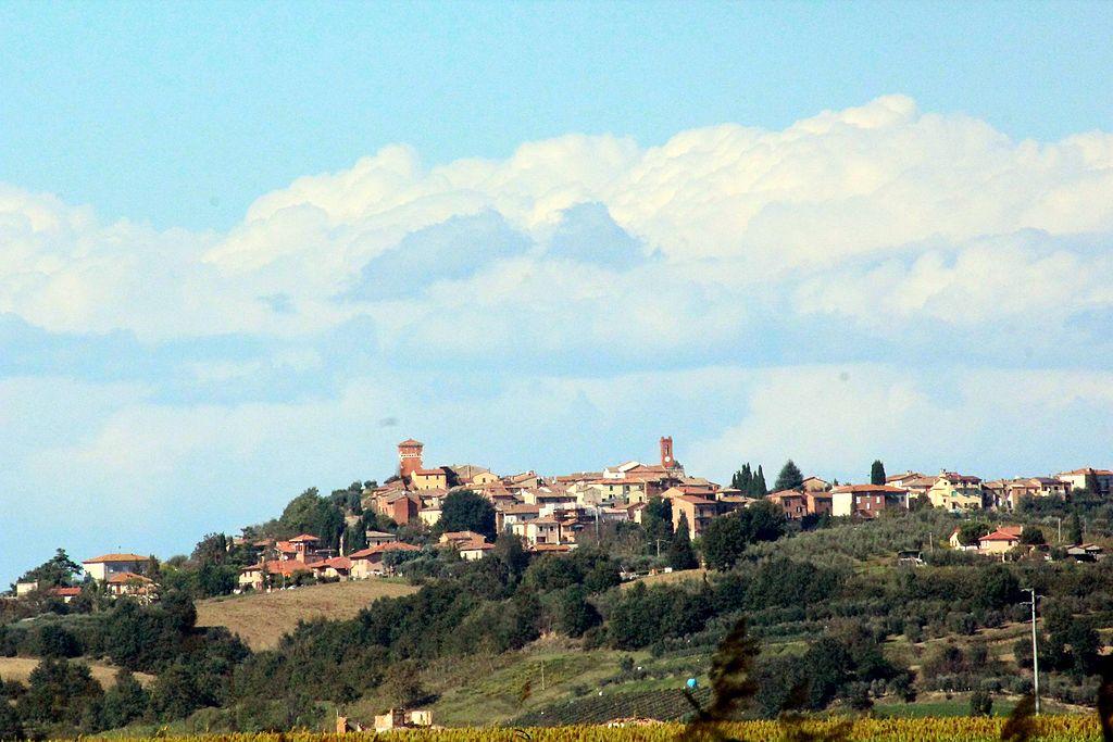 Valiano frazione di Montepulciano
