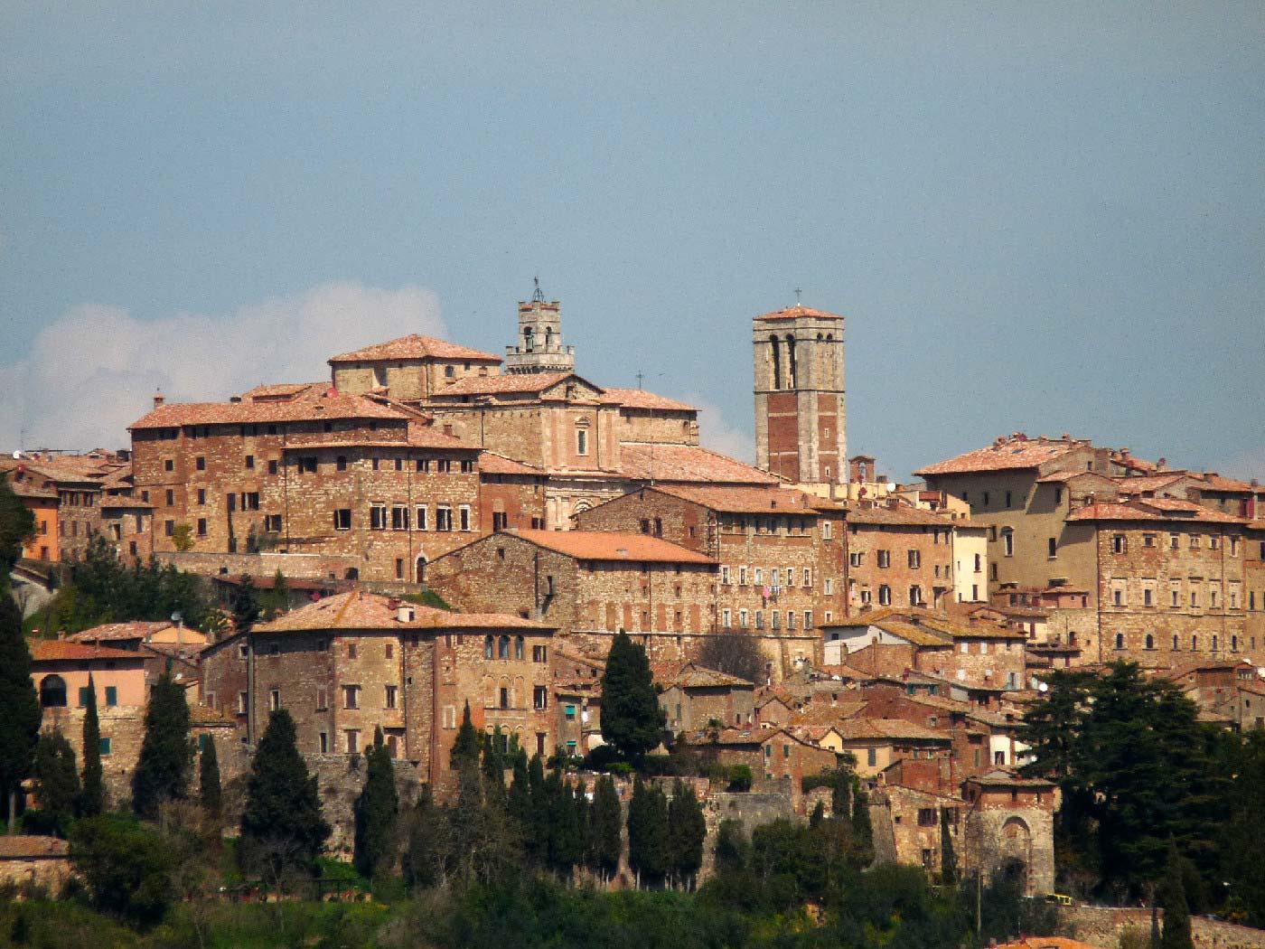 I luoghi da visitare fuori dal centro storico di Montepulciano