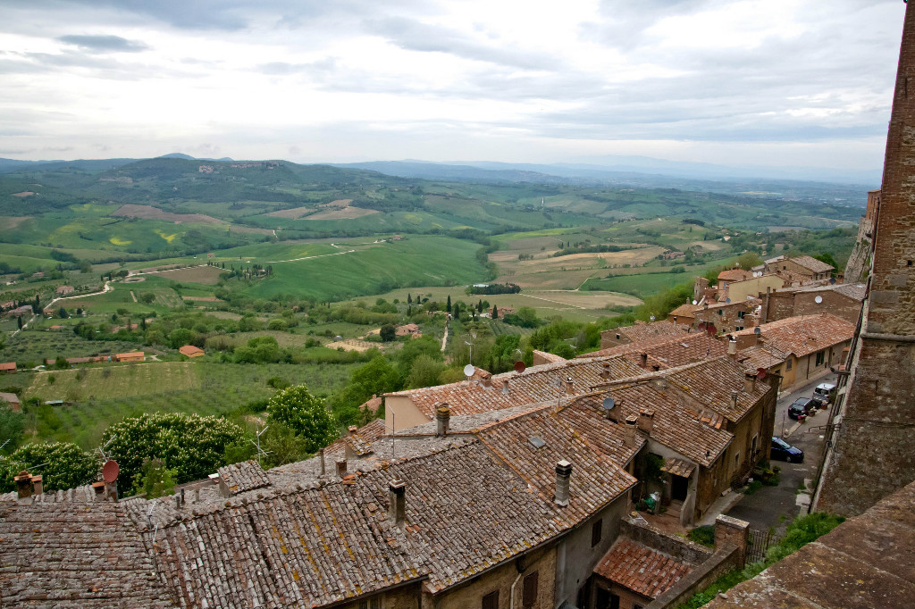 The origins of Montepulciano hamlet