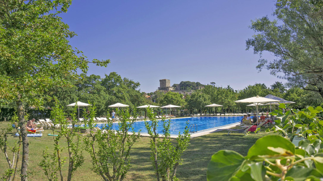 The thermal baths in Val di Chiana, perfect for relaxing holidays