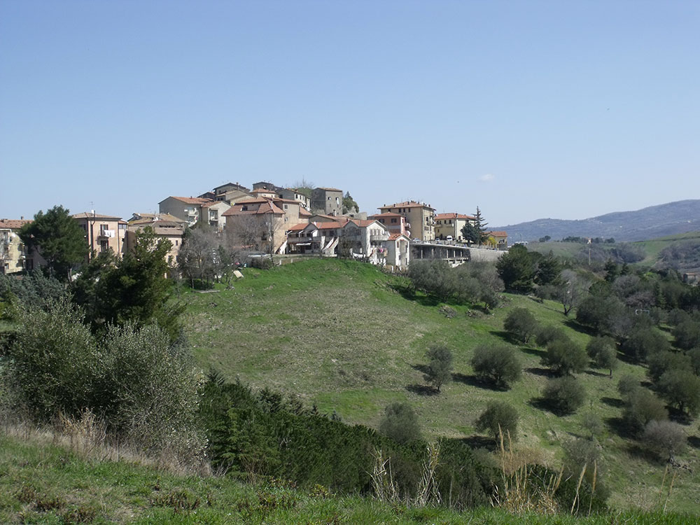 Panorama di Cinigiano
