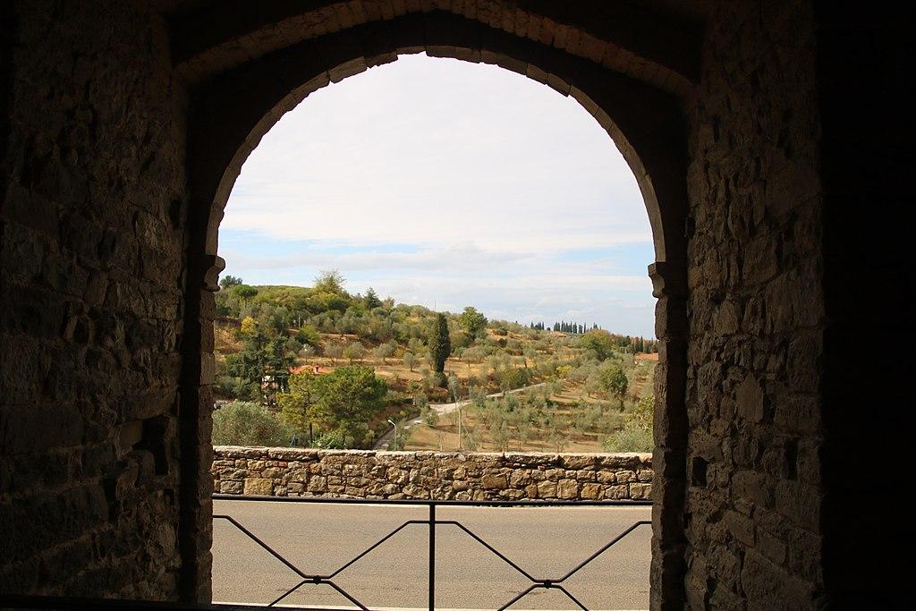 Porta Murata di Lucignano