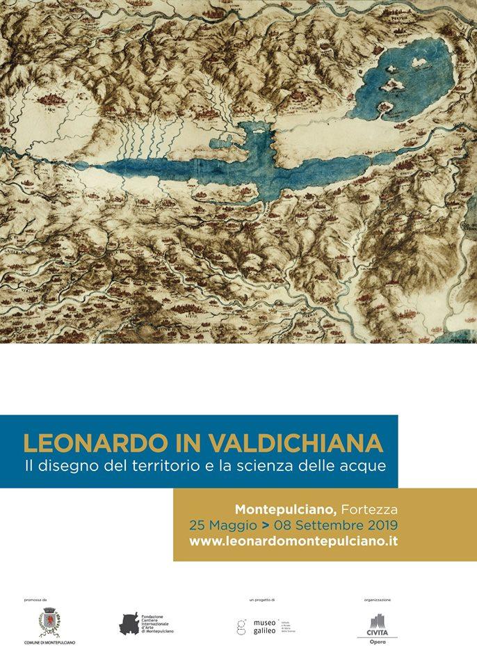 Leonardo in val di Chiana