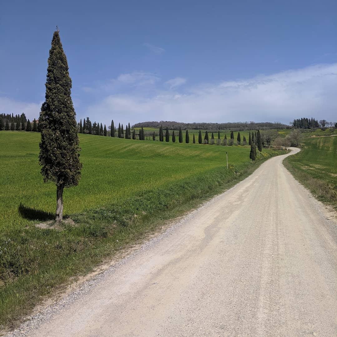 Trekking routes in Montepulciano surroundings