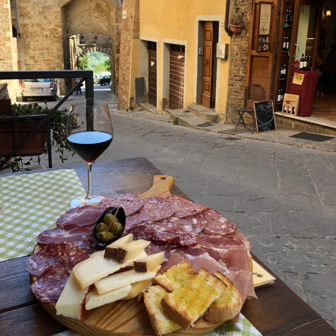Specialità da assaggiare a Montepulciano