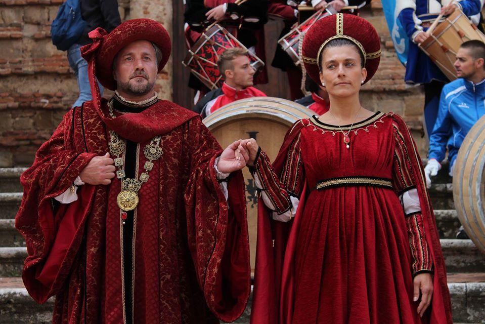 Montepulciano Historic Parade