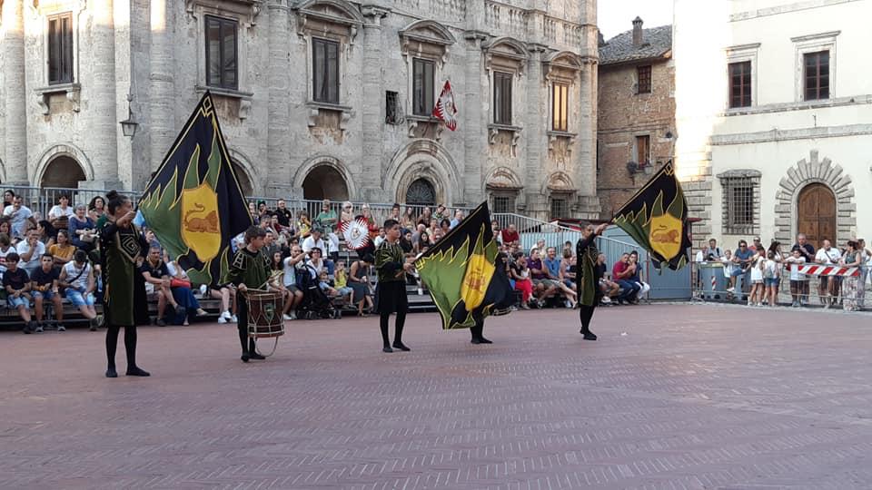 History of Contrada di Gracciano