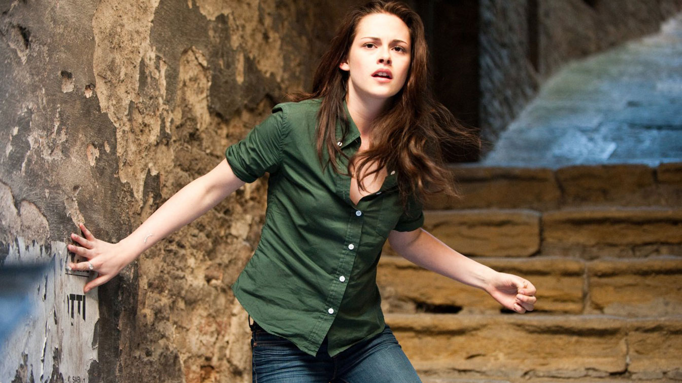 The New Moon filming locations in Montepulciano