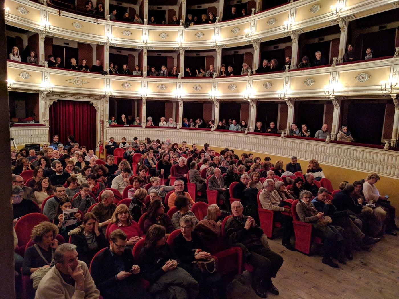 Teatro Poliziano, il palcoscenico più importante di Montepulciano