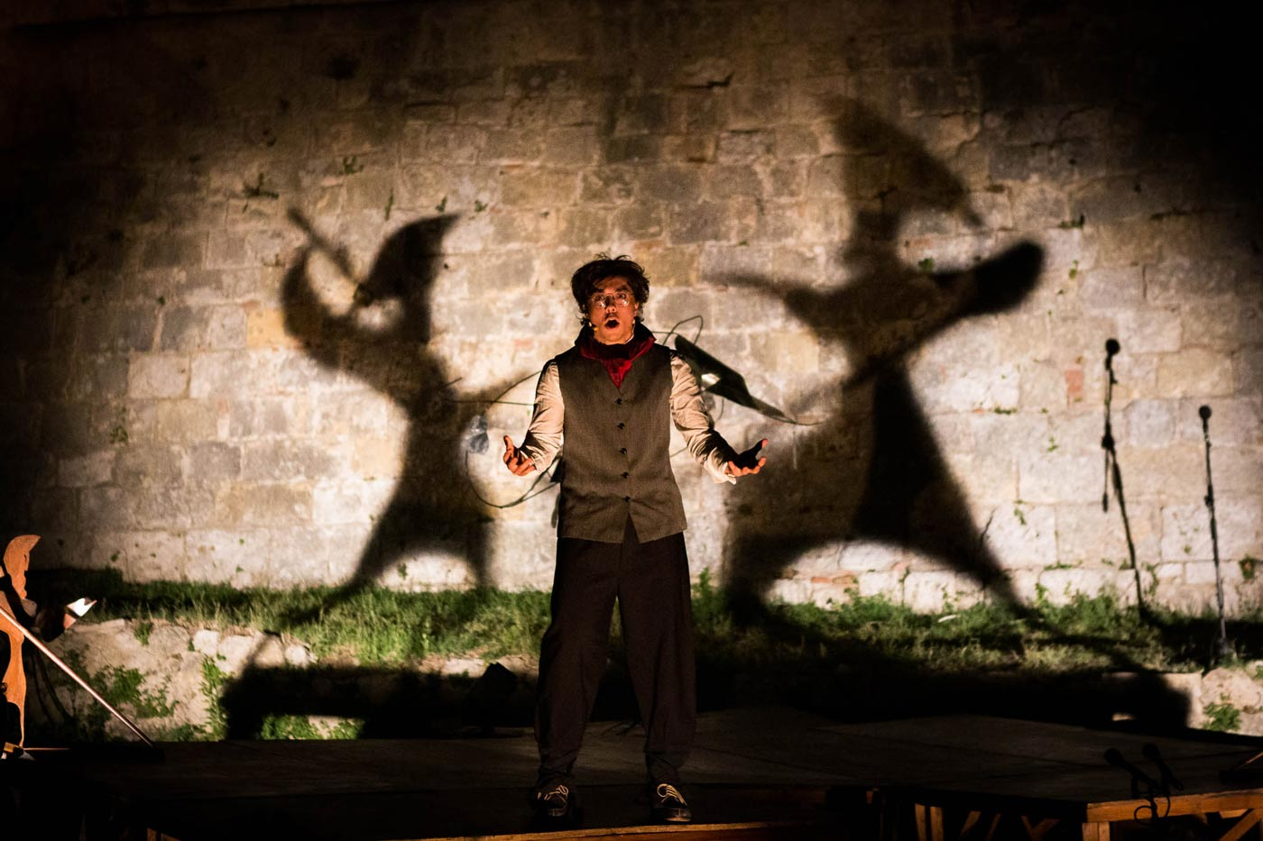 Theatrical shows in Tuscany