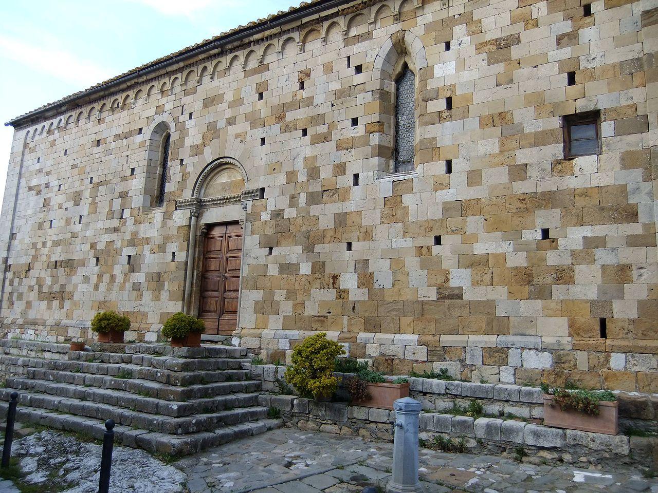 Chiesa di san Lorenzo Montefollonico