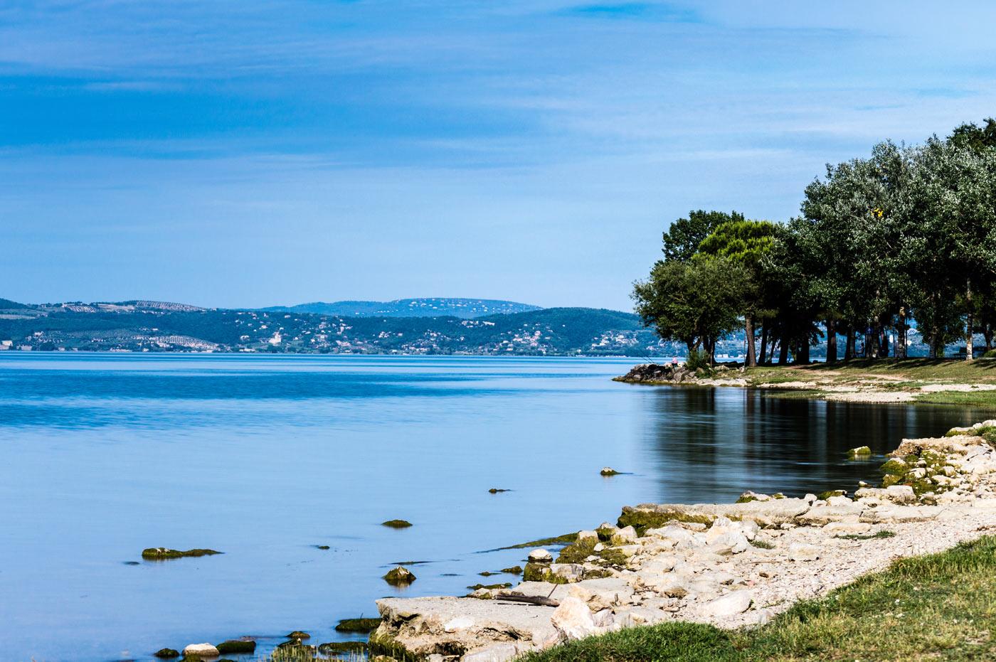 Why you should go to lake Trasimeno
