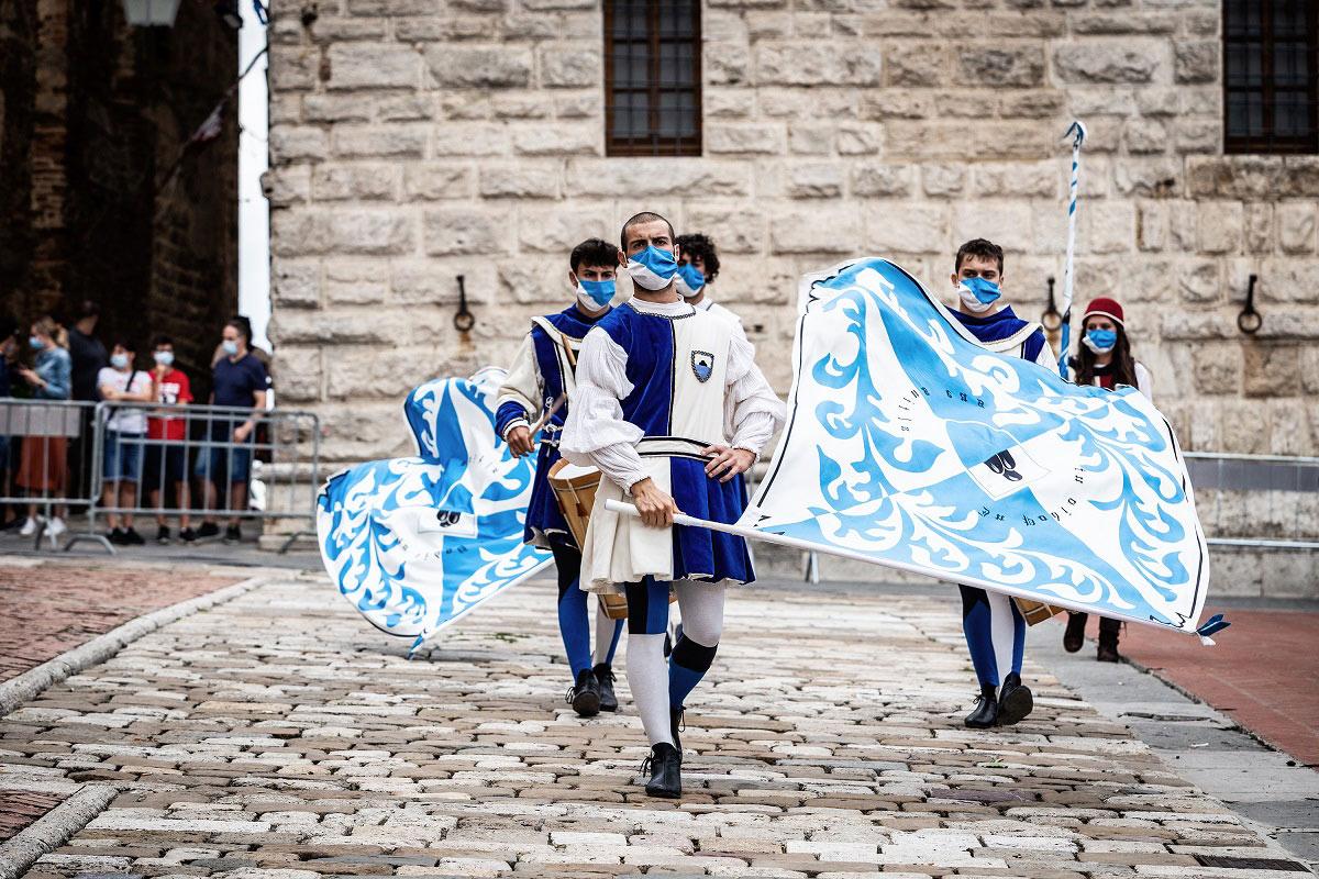 History of Montepulciano Contrada