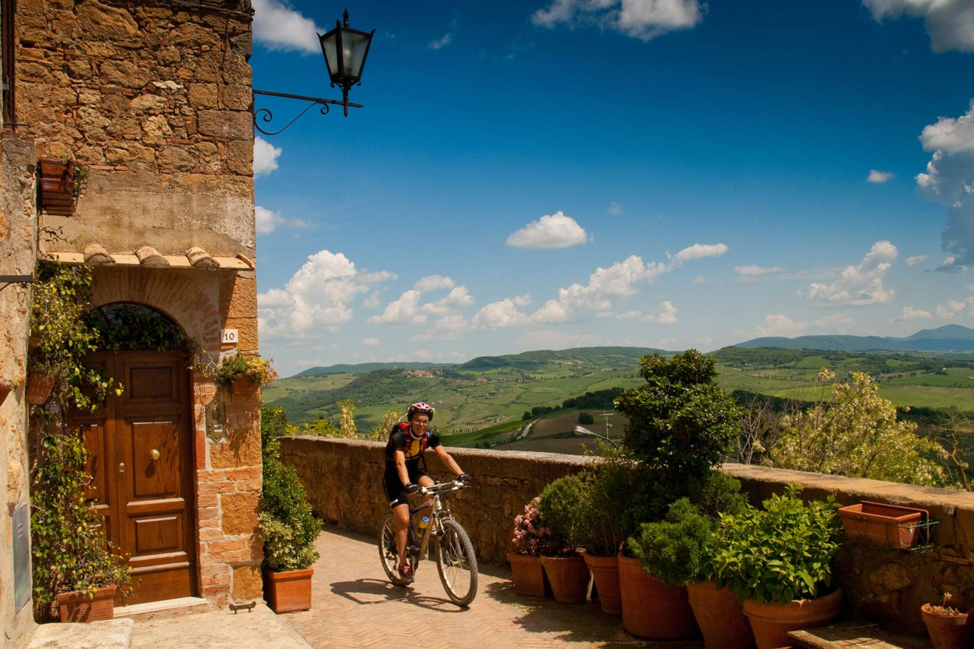 Viaggiare in bici in Toscana