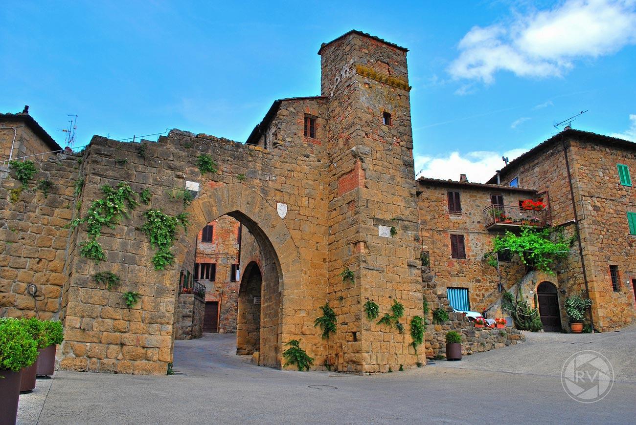 Monticchiello origins