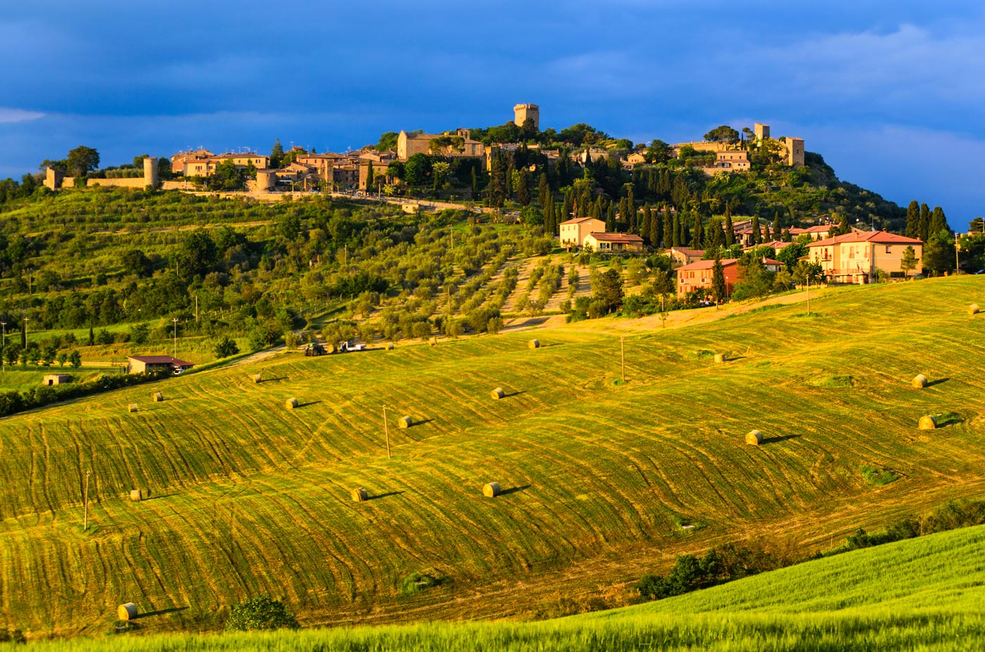 Val d'Orcia top attractions